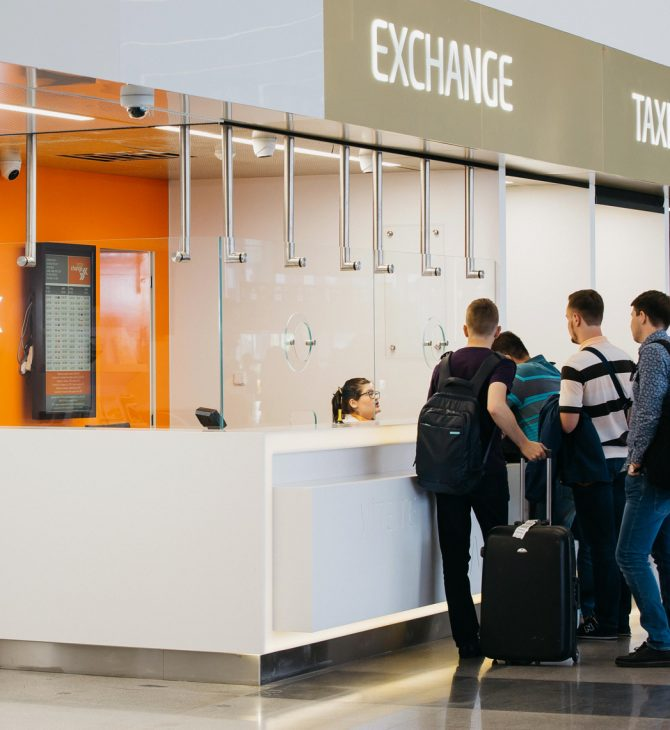 Interchange is awarded a new five year contract to operate foreign exchange services at the Vaclav Havel Prague International Airport.