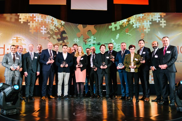 Interchange Hungary wins top 'Retail Concessionaire of the Year' award at the 10th Budapest Airport Annual Awards Ceremony