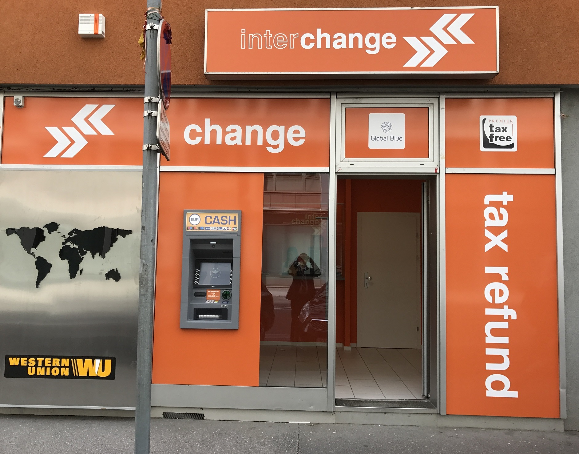 New Foreign Exchange Office Opened In Salzburg