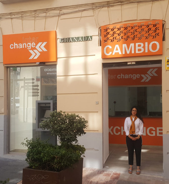 Interchange announces the opening of a second cash exchange office in Malaga, Spain