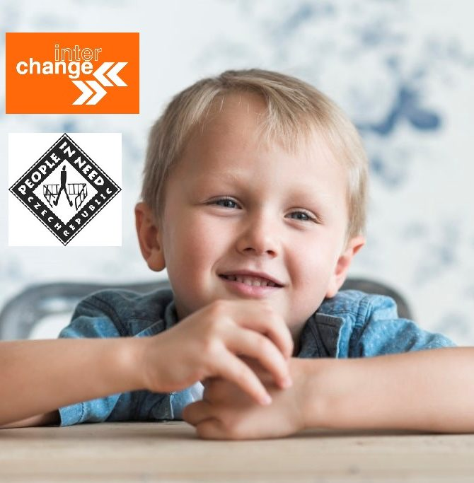Interchange Czech Republic continues to raise money for the People in Need charity
